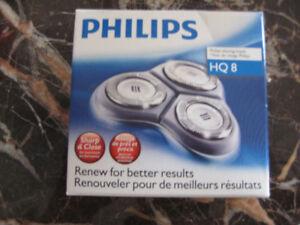 Philips HQ8 shaving heads