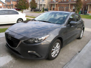 EXCELLENT 2014 Mazda 3 Sport GS SKYACTIV Fully LOADED Bluetooth