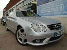 Mercedes-Benz CLK220 CDi Sport Auto F/S/H P/X Swap
