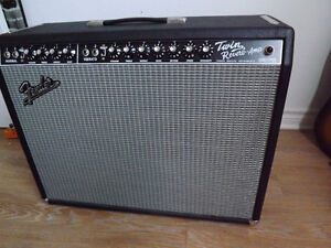 Fender '65 Twin Reverb Reissue Amp for sale