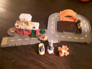 Little People Discovery Airport (Ages 1.5 - 5)