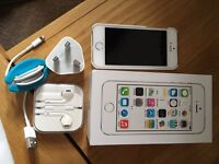 iPhone 5S 16gb Silver EE
