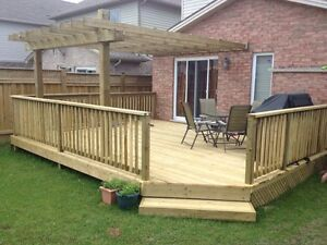 Fence and deck installers London Ontario image 4
