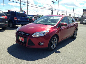 2013 Ford Focus SE Sedan * FORD TECHNOLOGY PACKAGE * CERTIFIED