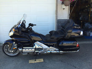 2009 Honda Gold Wing Loaded, low kms priced to sell