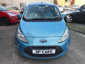 Ford KA 1.3 TDCi Zetec - 2009, 60K Miles, 2 Lady Owners, 12 Months MOT, £30 Tax