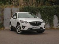 Mazda CX-5 D SPORT NAV DIESEL MANUAL 2013/13