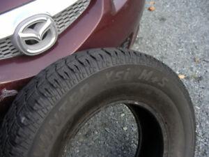 Winter Tire 245-75 R16
