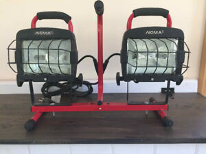 Noma working bench lights