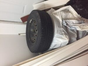 Michelin Latitude X-ICE 235/70R16 Winter Tires and Rims St. John's Newfoundland image 1