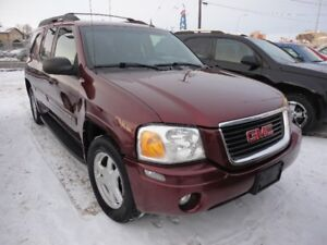 2004 GMC ENVOY XL -AUTO-4X4 7 PASS -6CYL- WELL MAINTAINED