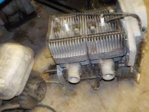 rotax 440 engine hp rupp motor