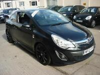 2012 Vauxhall Corsa 1.3CDTi 16v ( 75ps ) Limited Edition Finance Available