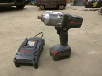 "Ingersoll Rand W7150 Battery 1/2"" Impact Driver Wrench"