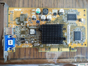 Asus 64M Video card for sell