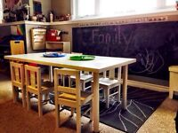 Licensed Home Child Care in Stirling