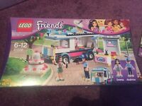 6 Lego Friends sets