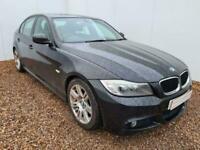 2010 60 BMW 3 SERIES 2.0 318D M SPORT 4D AUTO 141 BHP DIESEL