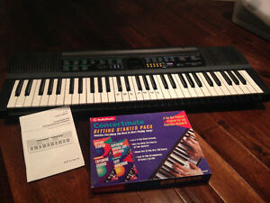 Concertmate 970 Portable Electronic Keyboard