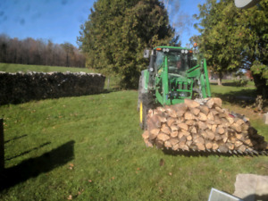 Seasoned firewood forsale