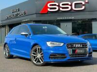 Audi S3 2.0 TFSI S Tronic quattro 3dr (Nav)