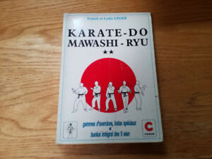 Karate- do Mawashi- ryu