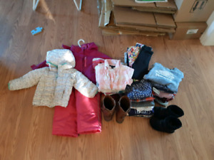 3T-4T  toddler girl  lot