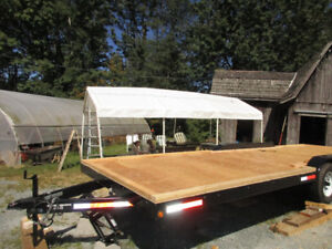 26 foot Tiny House Trailer ready to build on
