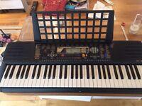 YAMAHA PSR-195 Keyboard/Stereo Sampling Piano