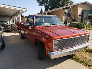 Reduced Price 1982 GMC Pickup