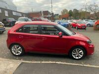 2017 MG MOTOR UK MG3 1.5 VTi-TECH 3Form Sport 5dr [Start Stop] HATCHBACK Petrol