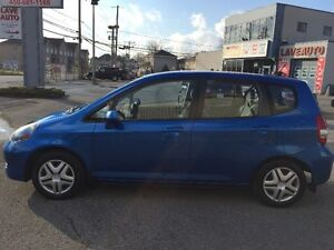 2007 Honda Fit AUTOMATIQUE AIR CLIMATISER 138,xxx KM 4,955$