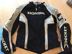 Joe Rocket Textile Motorcycle Jacket, Women's sz. L