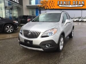 2015 Buick Encore Convenience  ONE OWNER - ONLY 67,000 km's