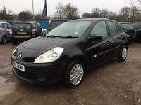2007 Renault Clio 1.2 Expression 12 Months Mot New Shape 4dr Petrol