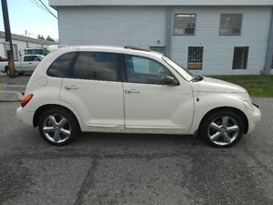 2004 Chrysler PT Cruiser GT Turbo Auto 133000KMS Hatchback