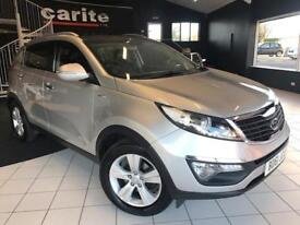 Kia Sportage Crdi Kx-2 Estate 2.0 Manual Diesel