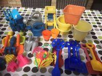 Bundle of Sandpit/Garden Outdoor Toys