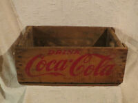 Antique Wooden Coke Crate / Boîte en bois Coke City of Montréal Greater Montréal Preview