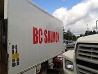 The B.C. Salmon Truck is now in Grande Prairie