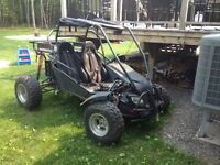 Carter Brothers 250 cc Dune Buggy (Parts or Repair)