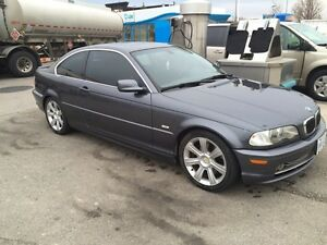 2002 BMW 330 CI AUTOMATIC SPORTS PACKAGE