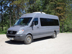2012 Mercedes-Benz Sprinter Diesel High Roof Passenger Van