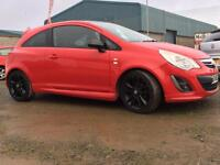 Vauxhall Corsa 1.2i 16v Limited Edition ( a/c ) 2012. 34,000 mles