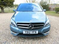 2012 Mercedes-Benz B Class B200 CDI BLUEEFFICIENCY SPORT Auto MPV Diesel Automat