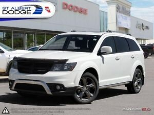 2015 Dodge Journey Crossroad  HEATED LEATHER | NAVIGATION | DVD