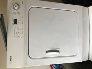 Samsung Stackable Washing Machine and Dryer for sale