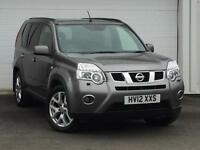 2012 Nissan X-TRAIL TEKNA 2.0DCI 173 Manual Estate
