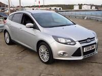 Ford Focus 1.6 TI-VCT ( 125ps ) 2012MY Zetec