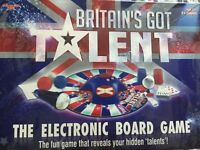 Britain's got talent board game used